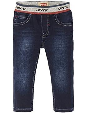 Levi's kids Trousers, Jeans para Niños, Azul (Indigo 46), 2-3 años (Talla del Fabricante: 36M)