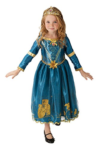 Rubie`s ufficiale Disney Princess Brave Merida Childs Deluxe costume