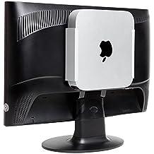 hideit Miniu soporte de pared | patentado diseño | soporte para Mac Mini, VESA, pared, debajo del escritorio | fabricado en los Estados Unidos por los líderes en componente soluciones de montaje