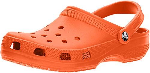 Crocs Unisex-Erwachsene Classic Clogs, Orange (Tangerine), 39/40 EU