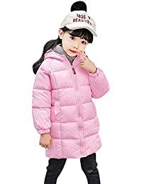 Hawkimin Mode Kinder Baby Mädchen Jungen Winter Mit Kapuze Mantel Jacke Dicke Warme Oberbekleidung Kleidung