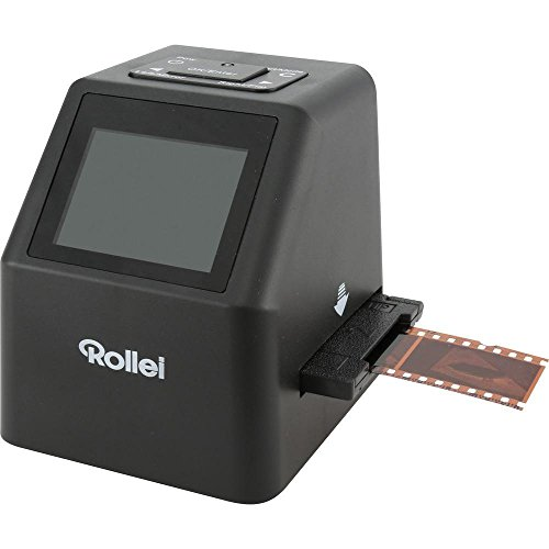 Rollei Diascanner, Negativscanner DF-S 315 SE 14 Mio. Pixel Display, Speicherkarten-Steckplatz, Supe
