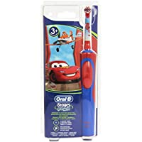Braun StagesPower - Cepillo de dientes infantil eléctrico de rotación, ...