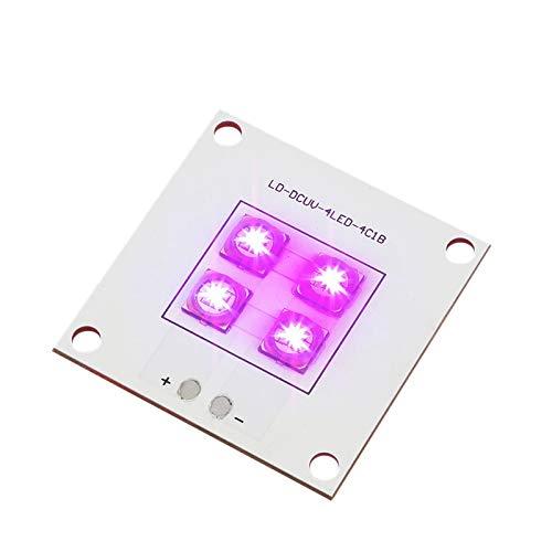 REFURBISHHOUSE 40W Led Licht Quellen Platte Kupfer Platte Integriertes Licht Uv H?rtbare Violett Uv Dlp DIY 3D Drucker Ersatz Teile -