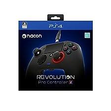 Nacon Revolution Pro Controller 2, Nero - PlayStation 4