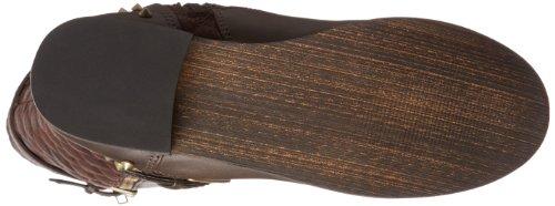 Skechers fibbia Indietro Boot Chocolate