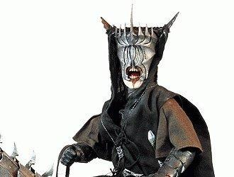 La Boca de Sauron Figura de Señor De Los Anillos 1