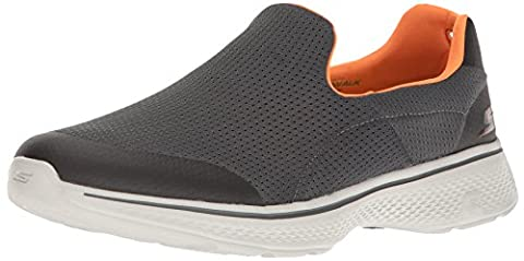 Skechers Herren Go Walk 4 Sneakers, Grau (ccor), 48