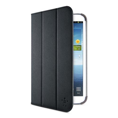 Belkin Trifold Folio mit Standfunktion für Samsung Galaxy Tab Pro bis 10,1 Zoll schwarz