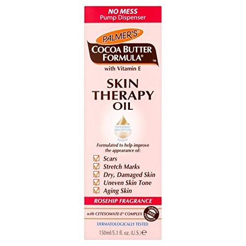 Skin Palmer Oil Therapy, églantier Fragrance 150ml