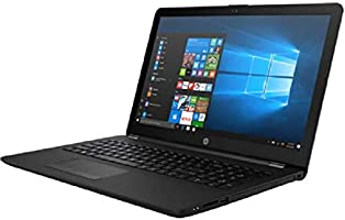 HP 15-bs154ne Laptop, Intel Core i3-5005U, 15.6 Inch, 500GB HDD, 4GB RAM, Intel HD Graphics, Win 10, Eng-Ara KB, Jet Black