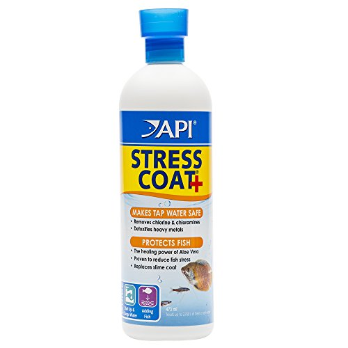 API STRESS COAT Aquarium Water C...