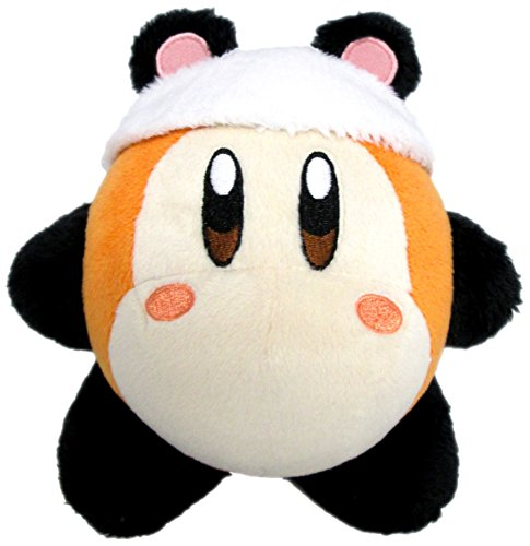 Waddle Dee Panda - Kirbys Dream Land Version - by Sanei