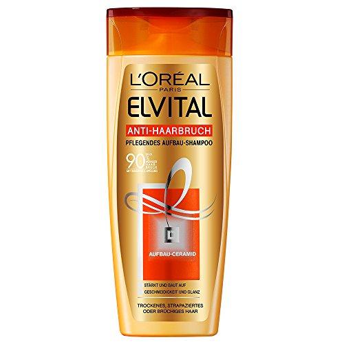 L'ORÉAL Paris Elvital Anti-Haarbruch Plegendes Aufbau-Shampoo 250ml