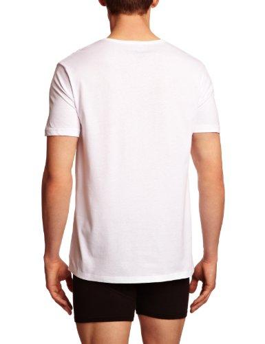 ca1b8acfa85cc Emporio Armani Intimates Cotton V 3 Pack Men s T-Shirt