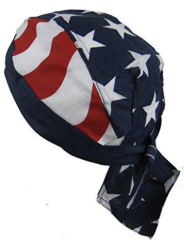 BANDANA, zum Binden, US USA Stars and Stripes#2