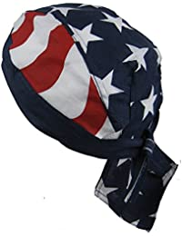 Fitted BANDANA USA Stars and Stripes #2