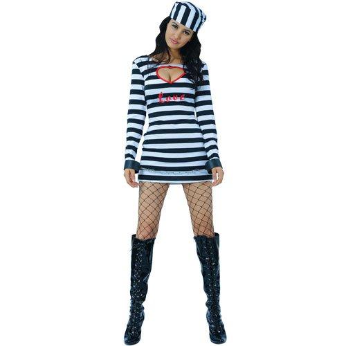 Krankenschwester Wicked Kostüm - Sexy Krankenschwester Oberschwester Verkleidung Karneval Halloween