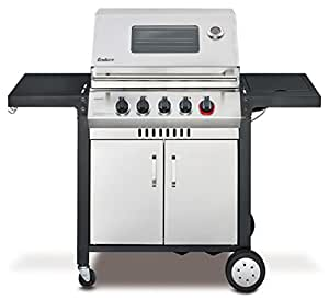 enders bbq gasgrill monroe 3 sik turbo gas grill 83836. Black Bedroom Furniture Sets. Home Design Ideas