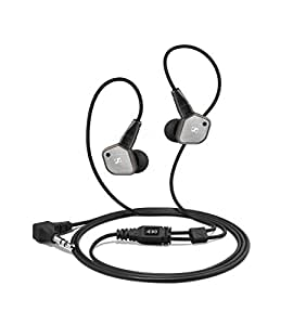 Sennheiser IE 80 High-Fidelity Ear-Canal Headphones for iOS