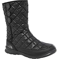 The North Face Women's W Thrmoball Buttonup High Rise Hiking Boots 10