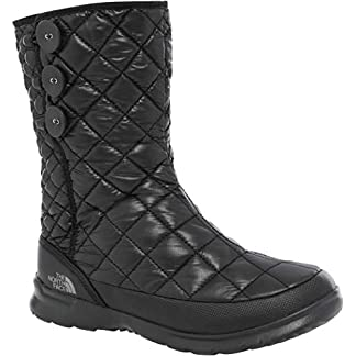 The North Face Women's W Thrmoball Buttonup High Rise Hiking Boots 8