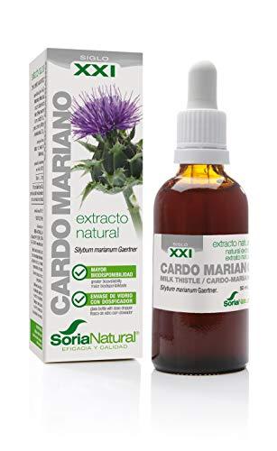Soria Natural   EXTRACTO DE CARDO MARIANO   Suplemento