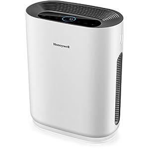 Honeywell Air Touch i8 42-Watt Air Purifier (Classic White)