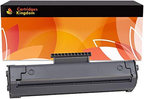 Cartridges Kingdom Toner kompatibel zu HP C4092A 92A für HP Laserjet 1100 1100A 1100SE 1100XI 3200 3200M 3200SE Canon LBP-800 LBP-810 LBP-1110 LBP-1120 LBP-200 LBP-250 LBP-350 - Hp Patrone 92 Drucker
