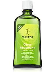 Weleda Citrus Deodorant Nachfüllpack, 200 ml