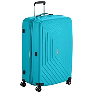 American Tourister - Air Force 1 Spinner 76/29 Expandable 96.5/111L - 4.1 KG, Aero Turquoise