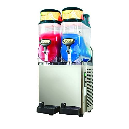 Blue Ice Machines ST12x2 Slush Machine with 2 x 12 Litre Barrels