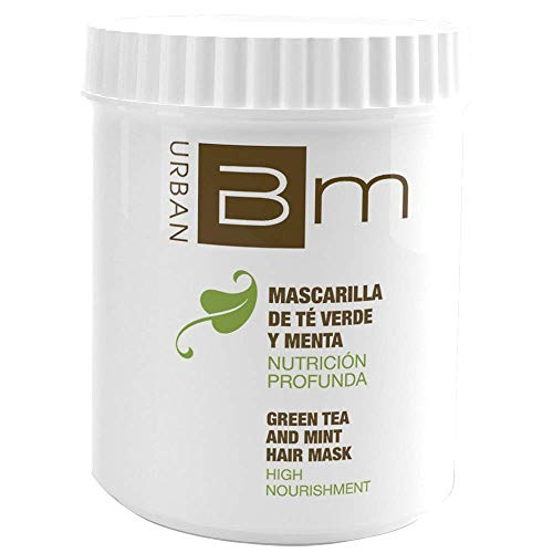 Blumin Mascarilla Pelo/Mascarilla Cabello Té Verde