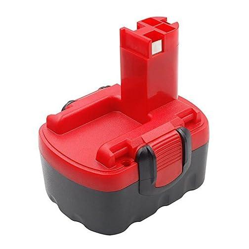 2 Pacchi 3000mAh Ni-MH Sostitutiva per Bosch 14.4V Batteria BAT038 BAT040 BAT041 BAT140 BAT159 2607335685 2607335533 2607335711 2607335534