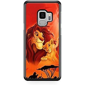coque s9 samsung le roi lion