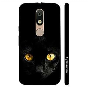 Enthopia Designer Hardshell Case Eye Spy Back Cover for Motorola Moto M