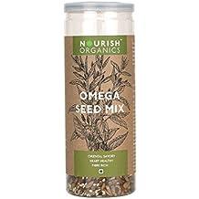 Nourish Organics Omega Seed Mix, 150g
