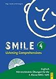 Smile - Listening Comprehensions 4 mit CD