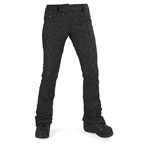 Damen Snowboard Hose Volcom Battle F.Leather Pants