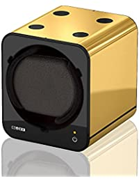 Estuche de lujo con adaptador cuadrado - ORO Colour - de BECO Technic - sistema MODULAR - potencia compartir Tecnología - PROGRAMABLE - de alta calidad