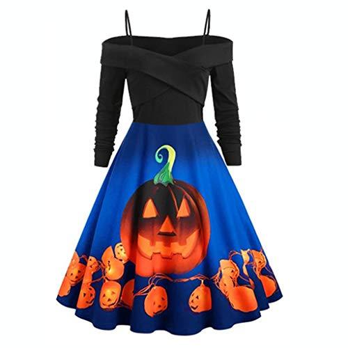 Nightmare Before Christmas Kostüm Für Halloween - Vectry Damen Kleider, Halloween Kostüme Mode
