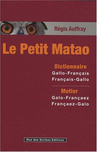 Le Petit Matao par Régis Auffray