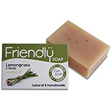 Friendly Soap Natural Artesanal Lemongrass & Cáñamo Jabón