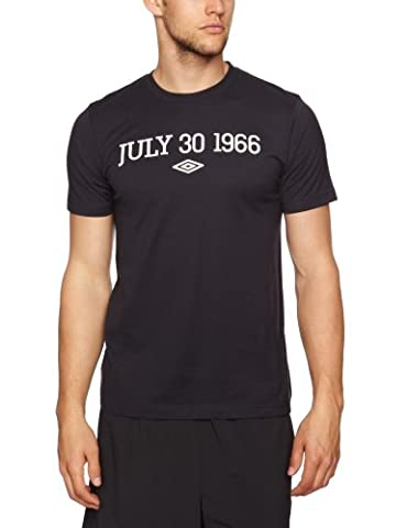 Umbro Men's T-Shirt juillet 30th Galaxy Xx-large