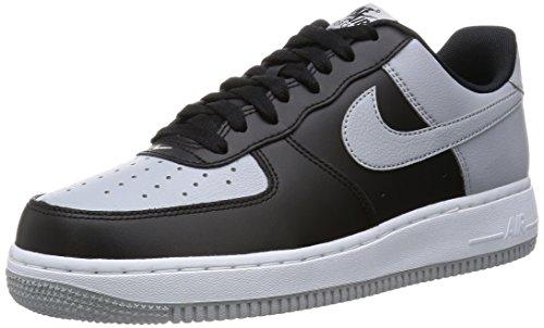 Nike Herren Air Force 1 Basketballschuhe, Grau
