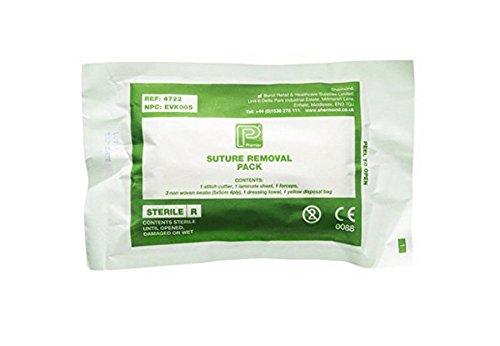 Premier Nahtset Nahtmaterial Entnahme Pack-20Stück -