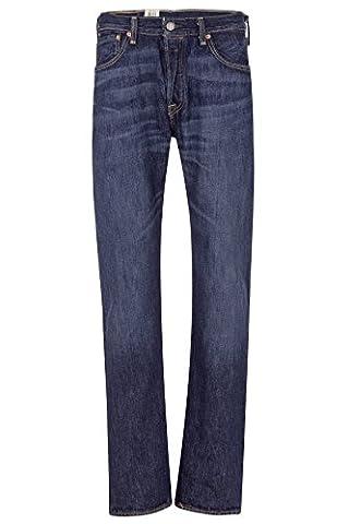 Levi's Herren Jeans Straight Leg 501 ORIGINAL FIT 2327 EL, Farbe: Blau, Größe: 38/32