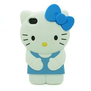 Blau hello kitty weich silikon gel schutz h lle elektronik - Hello kitty fernseher ...