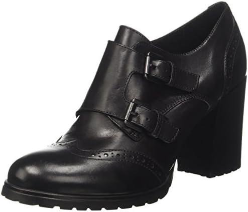 Geox D New Lise High D, Zapatos de Tacón para Mujer