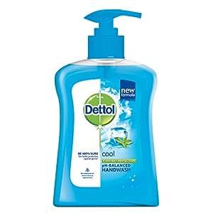 Dettol Cool Liquid Hand Wash - 200 ml